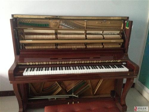 纯进口三益钢琴