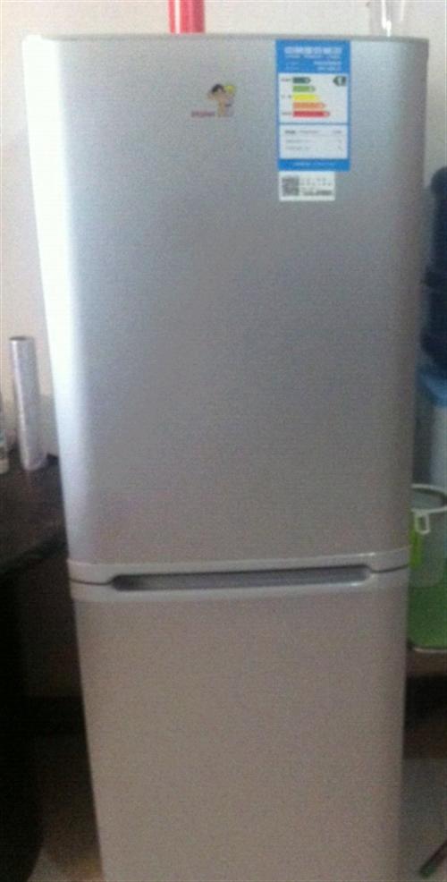 出售95誠信海爾冰箱一臺,購買時1800元有憑證