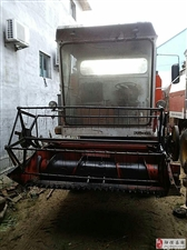 农用联合小麦收割机2辆
