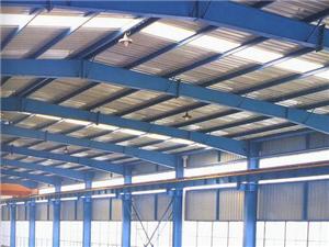钢结构 彩钢 铁艺护栏