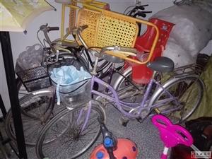 二手自行车,超市货架,转让出售