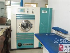 九成新伊莉莎石油干洗机