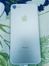 出售9.5成新iphone7一台
