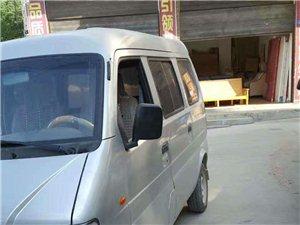出售一台东风小康K17面包车