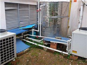 宾馆婴游泳馆空气能水治疗机等设备转让