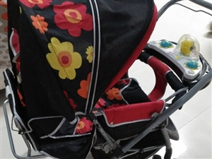 出售婴儿推车一个.7成新.低价处理