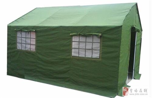 工地进山居住帐篷可容纳10人左右2窗户结实9成新