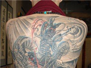 梅河口市上艺刺青纹身常年招收学员