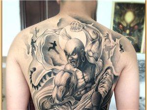 鞏義暴龍刺青專業紋身機構