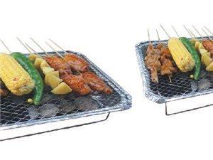 戶外燒烤便攜工具青木合眾給您服務