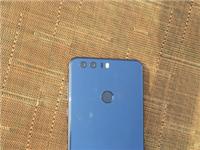 出售99新华为荣耀8(4g+64g,蓝色)