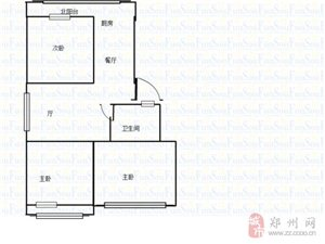 (出售) 郑大工学院 精装双气 3室1厅 户型方正