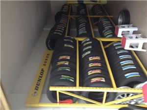 品牌轮胎店转让了