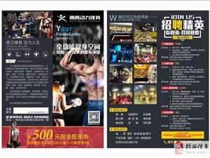 动力国际健身俱乐部强势进驻河婆凤凰新城