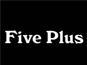 Five Plus�\�ぜ用松�