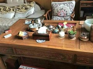 出售刺猬紫檀茶具