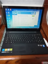处理个人使用的联想I7笔记本一台