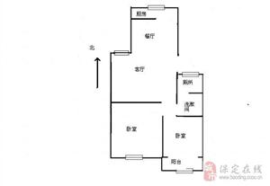 保定市宝硕小区精装大两居低楼层好户型瓷砖房随时看房