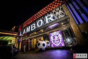 每晚,拱北酒吧街兰博酒吧LAMBOR酒吧大型交