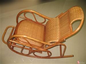 闲适竹躺椅