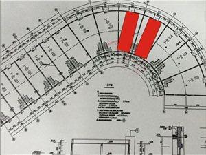 亿豪泊景城二期红绿灯大拐弯位置二间