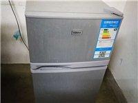 出售二手康佳双门家用一级节能双门式冷藏冷冻冰箱