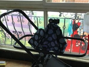 好孩子高景观婴儿推车可调高低