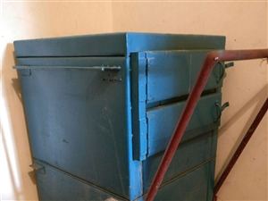 燃气电饼档/发酵箱/煤烤箱转让