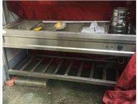 现有早餐店设备转让(蒸炉,油条锅,保温箱等