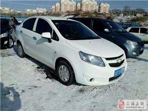 上海通用 赛欧高配白色