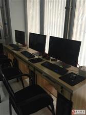 工作室升级更换的电脑