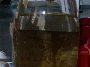 转让几箱1992年的伊川杜康酒