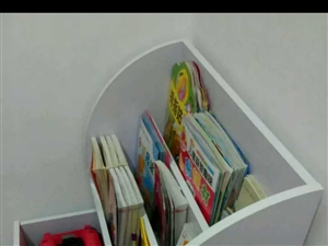 儿童书柜玩具收纳柜书架图书收纳