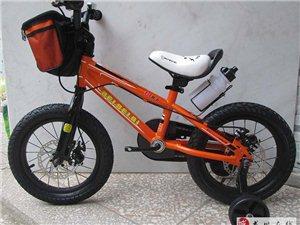 14寸儿童碟刹自行车