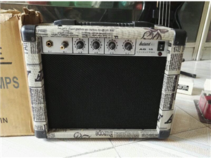 电吉他专业音响15W欧兰牌全新未用二手音响价格处理