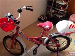 出小龙哈彼儿童自行车