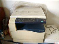 富士施乐A3黑白激光大型复印打印扫描一体机