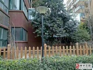 中汇国际公馆有地暖1、2楼复式带院