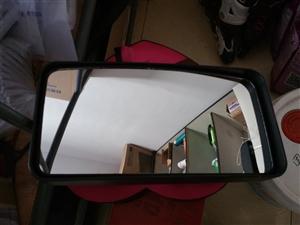 东风天龙新款乘龙货车倒车反光镜专用后视镜长方形