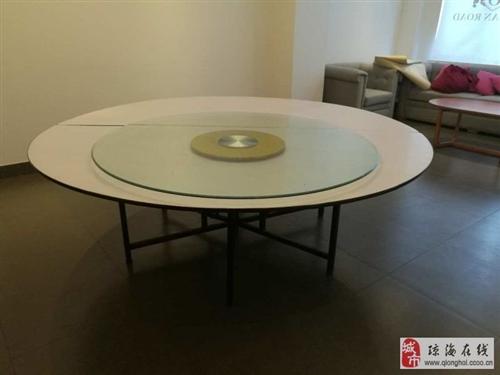 圆形大餐桌转让