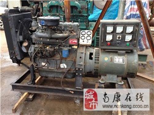 二手30KW發電機出售
