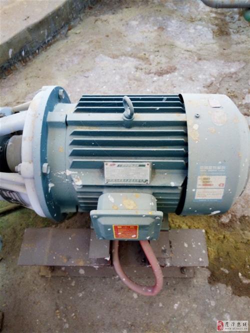 防腐电机及设备处理