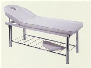 低价处理多余的二手组合无螺母钉按摩床,足疗床