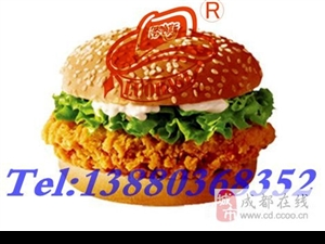 成都洛哈斯有很多客户在县、乡镇的开汉堡炸鸡店运营经