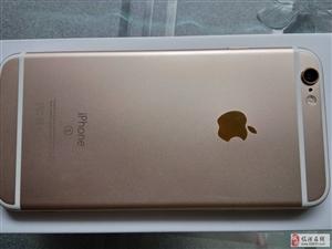 自用苹果6s金色16G便宜出售