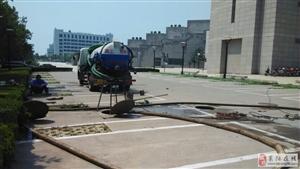 昆山南港镇清理淤泥池《−−清理污泥池》