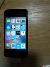 苹果4S,黑色