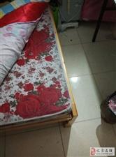 1米8实木大床特价出售