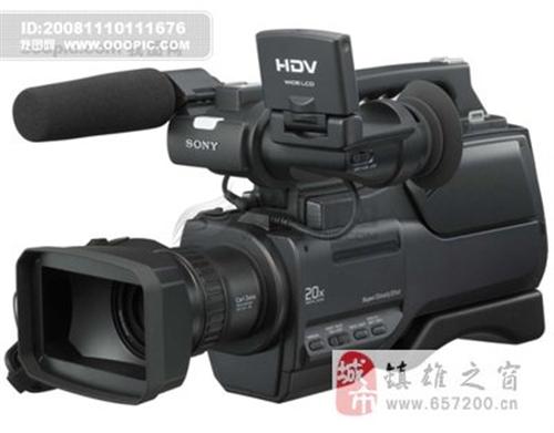 出售9成新婚庆摄像机