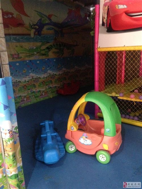 9成新兒童樂園設備轉讓